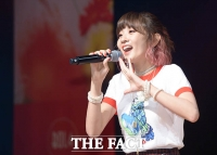 [TF포토] '볼빨간사춘기' 안지영, '목소리만큼 상큼한 미모'