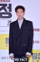 [TF포토] 이광수, '배우로 돌아온 아시아 프린스'