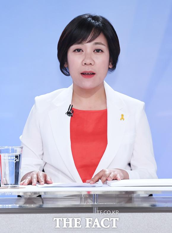 김진숙 민중당 후보