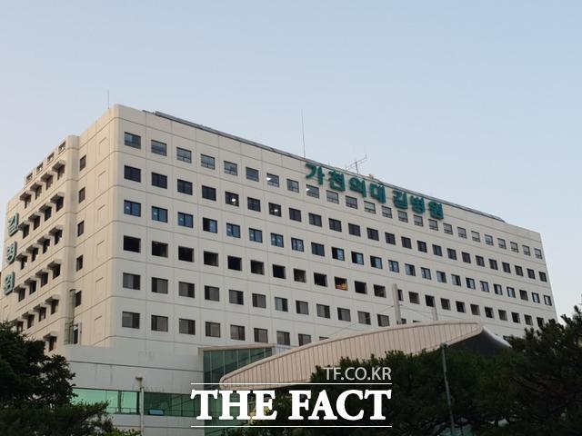 인천 가천대학교 길병원이 개복 수술 이후 복부 비대칭이 발생한 60대 환자와 의료소송을 벌이고 있는 것으로 확인됐다. /고은결 기자