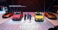 [TF포토] BMW 코리아, '다이내믹 드라이빙에 충실한 신차 출시'