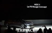 [TF포토] 현대자동차, '미래를 보여드립니다!'…다양한 콘셉트카 발표