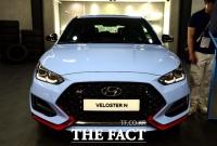 [TF포토] 벨로스터N, '차원이 다른 강력한 자동차'