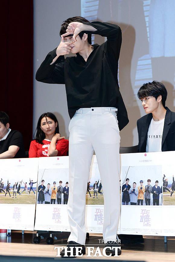 그룹 인피니트 남우현