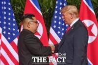 [TF사진관]핵전쟁 위기 극복한 트럼프·김정은 '세기의 담판'