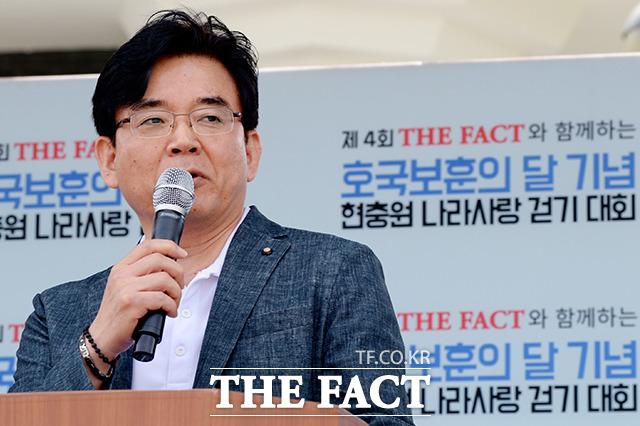 박순규 더팩트 국장의 인사말