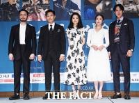 [TF포토] '캐스팅만으로 기대감 업!'…tvN 주말드라마 '미스터 션샤인'