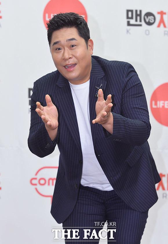 개그맨 문세윤