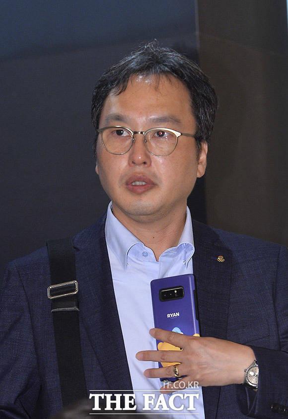 김영찬 대한체육회 훈련기획부장