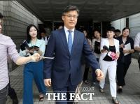[TF포토] '기사회생'…집행유예 선고받은 정호성