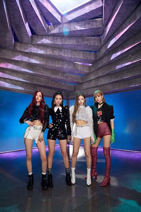 블랙핑크의 신곡 뚜두뚜두가 음원사이트 멜론 일간차트에서 30일 연속 1위를 차지했다. /YG엔터테인먼트 제공