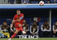 [벨기에 잉글랜드] 뫼니에-아자르 골! 벨기에 2-0 완승(종합)