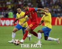 [벨기에 잉글랜드] 아자르, 월드컵 최고 드리블러 등극…메시도 제쳤다!