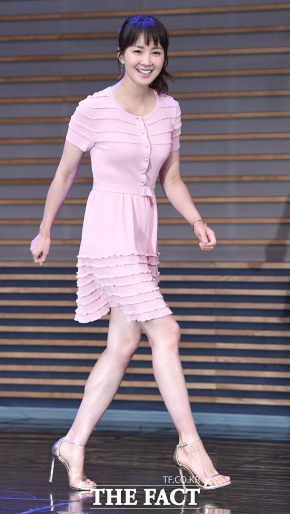 여주인공 맡은 배우 이시영