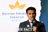 [TF포토] '담배 유해성 노출 낮다' BAT 코리아, 글로 시리즈 2 출시