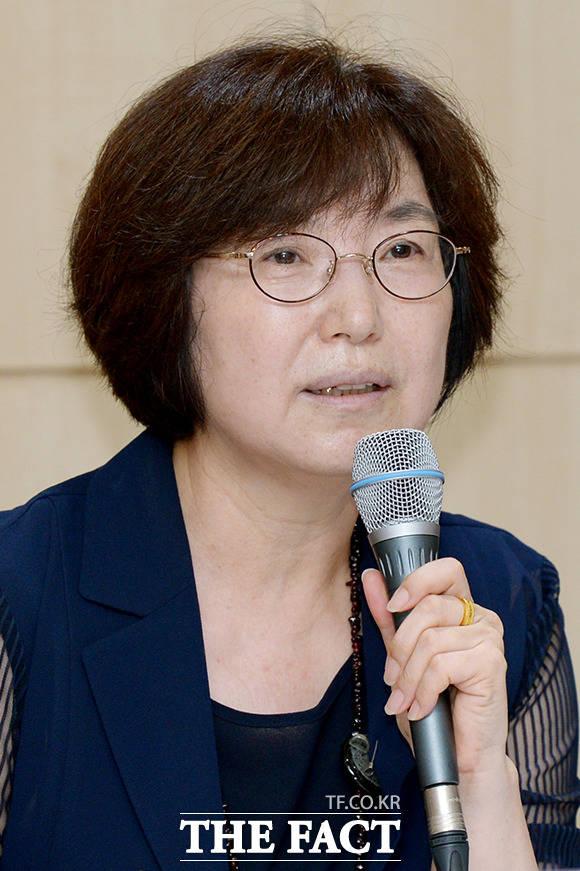 김은실 이화여자대학교 대학원 여성학과 교수