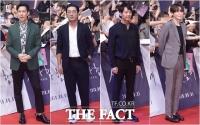[TF포토] '미남 배우들의 여심 울리는 슈트핏!'