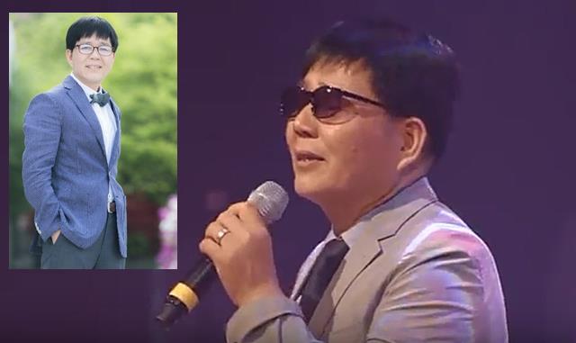 성노가 10년전 처음으로 자신의 이름으로 내놓은 노래 바람아 불어라는 우여곡절 속 그의 삶 만큼이나 한(恨)이 서려있다. /성노 팬클럽 제공