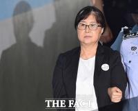 [TF포토] 최순실, 항소심 선고공판 출석