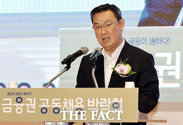 김태영 은행연합회장