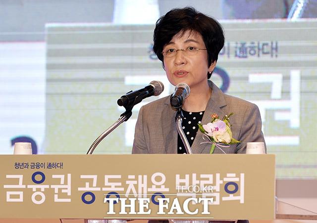 김영주 고용노동부장관