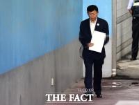 [TF포토] 항소심 출석하는 신동빈 회장