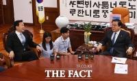 [TF현장] 문희상 만난 손학규
