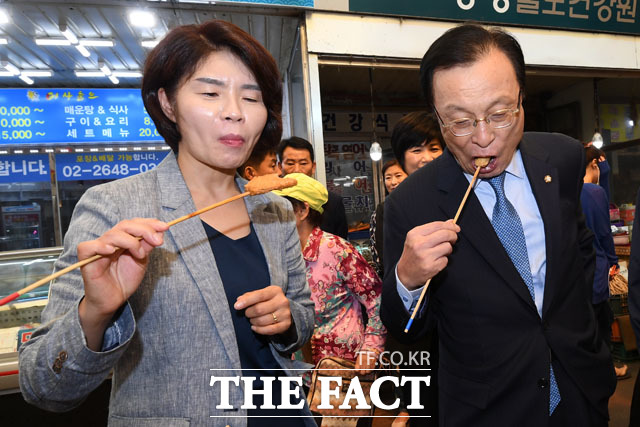 남부시장 어묵 맛에 반하다