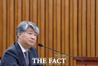 [TF포토] 인사 검증 받는 '이종석 헌법재판관 후보자'