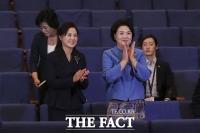 [평양회담] 음악으로 하나된, 김정숙-리설주