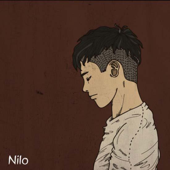 닐로의 넋두리는 지나오다에 이은 또다른 인기곡이다. /닐로 넋두리 재킷 이미지
