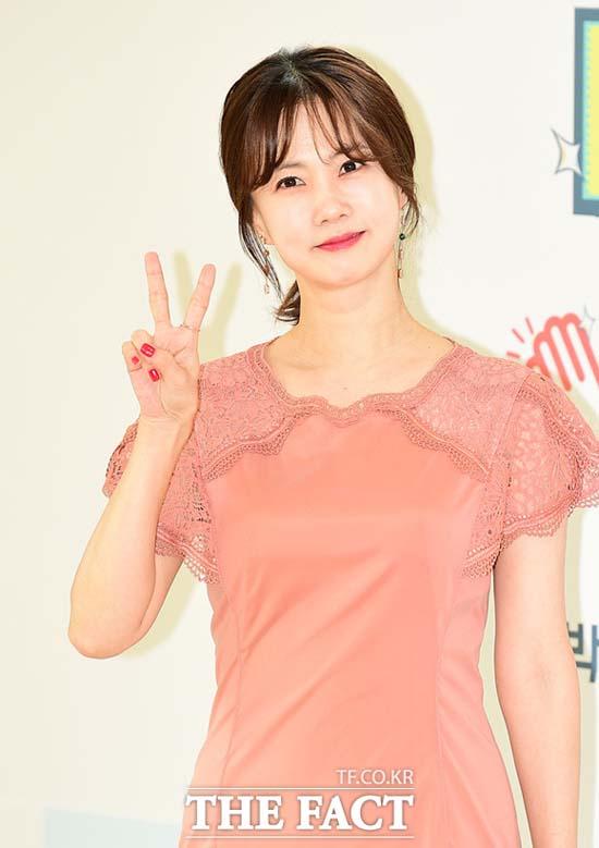 배우 겸 방송인 박소현은 철저한 관리 속에 여전히 아름다운 미모를 뽐내고 있다. /더팩트DB