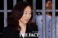 [TF포토] '구속 기간 만료' 석방된 조윤선 전 장관