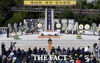 [TF포토] 임진각에서 추석 지내는 실향민…'제49회 합동경모대회'