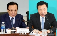 [TF확대경] 대표 취임 한 달, '올드보이' 이해찬·손학규 '말말말'