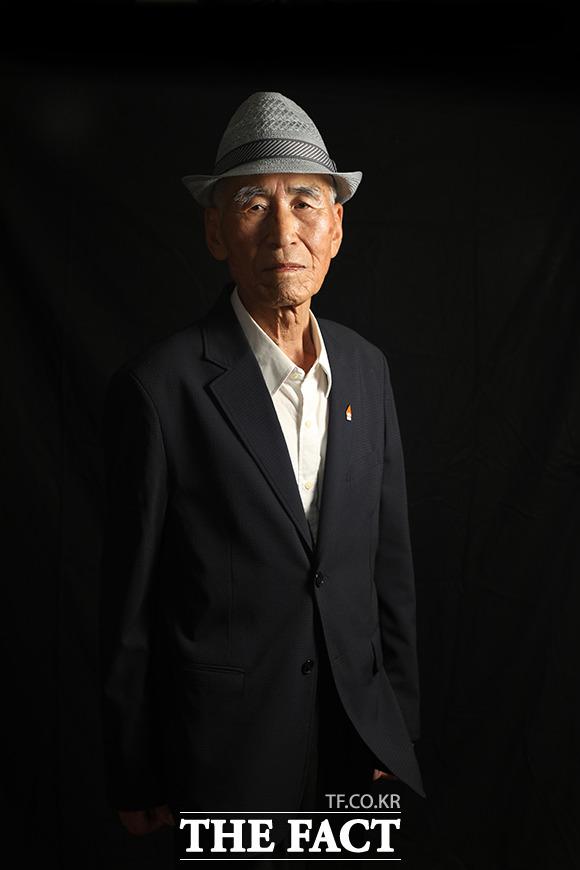 류기진(1925년생) 함남 신흥군, 복역기간 11년의 비전향 장기수다. /정지윤 작가 제공