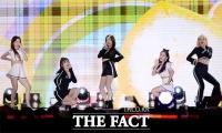 [TF포토] 레드벨벳, '부산에서도 빛난 여신돌'