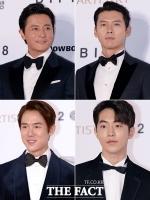 [TF포토] '여심홀릭!'…부산에 등장한 훈남 배우들!