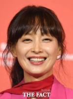 [TF포토] '엄마에서 배우로 돌아온' 이나영의 '환한 미소'