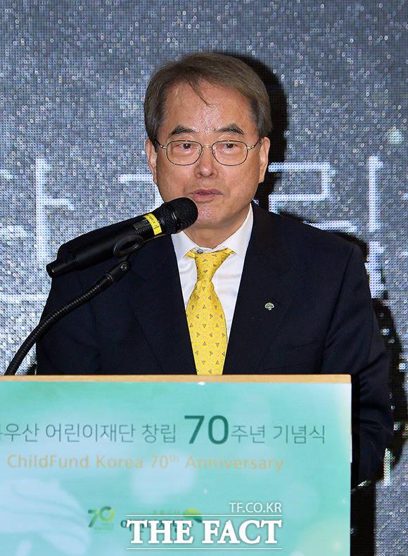 이제훈 초록우산 어린이재단 회장