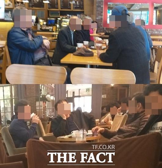 14일 오후 취재진이 돌아본 커피 전문점에서 고객들 대다수가 1회용 컵과 빨대를 이용해 음료를 즐기고 있었다. 다회용 컵을 사용 중인 고객은 2명에 불과했다. /지예은 기자
