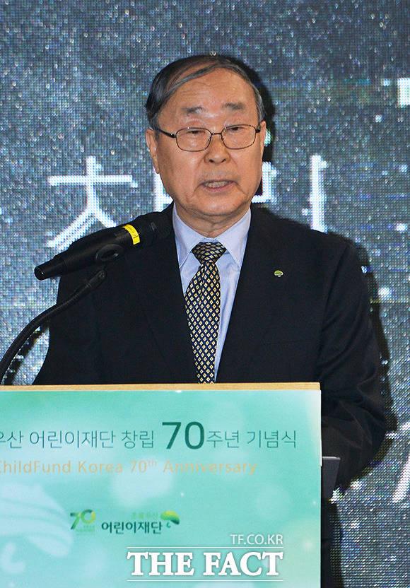 신승일 초록우산 어린이재단 대표이사