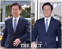 [TF사진관] 이재명, '신체검증 완료…의료진 점 없다'