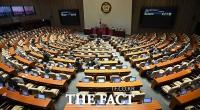 [TF포토] 국회, 김기영-이종석-이영진 헌법재판관 선출