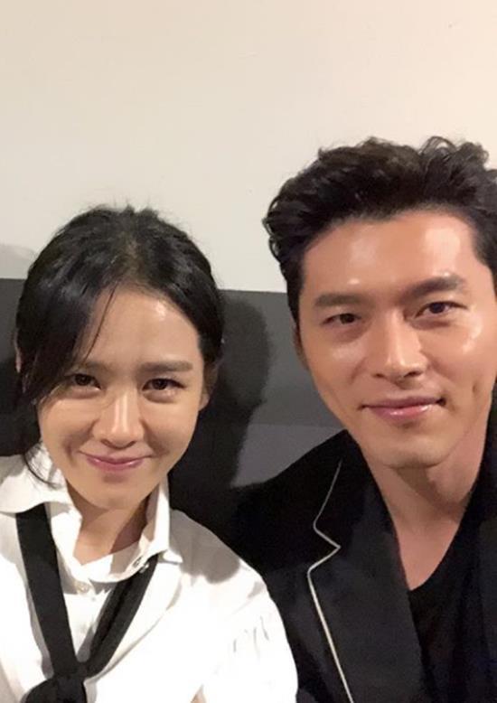 손예진은 '협상'의 상대 배우 현빈에 대해