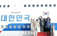 [TF초점] '유럽 순방' 文대통령, '교황 방북 수락·대북제재 공론화' 성과