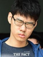 [TF포토] '강서구 PC방 살인사건' 피의자 김성수 얼굴 공개
