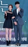 [TF포토] 김현중-안지현, '기대 모으는 선남선녀 커플'