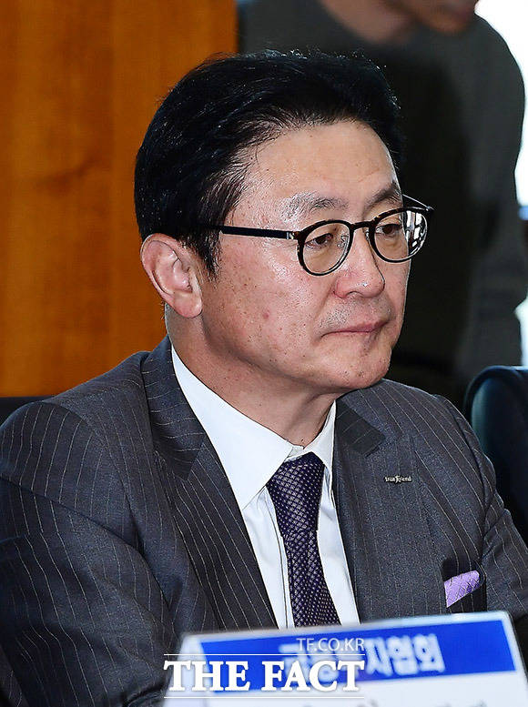 유상호 한국투자증권 대표이사