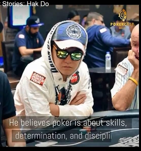 김학도는 우승 후 세계 유명 포커잡지 PokerCast Asia 메인 페이지에 한국의 유명 연예인이라는 인물소개와 함께 가족사진이 실리기도 했다. 위 사진은 우승 직후 트로피를 들고 환호하는 김학도. /포커캐스트아시아 캡쳐